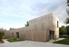 urbain architectencollectief, Filip Dujardin · reconversion of a detached house from