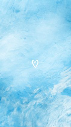 FREE Baby Blue Aesthetic Wallpaper Backgrounds For Your Phone & Social Media | Just Jes Lyn