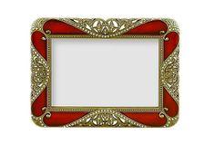 Rococo Frame, 4x6, Burgundy on OneKingsLane.com