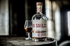 Russell's Reserve on Behance