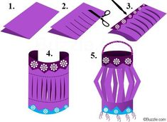 Get Crafty With These Easy and Incredible Homemade Craft Ideas is part of Paper crafts For Girls - Here are some very easy homemade craft ideas that you could try out Have a look Kids Crafts, New Year's Crafts, Crafts For Girls, Easy Crafts, Arts And Crafts, Simple Paper Crafts, Rock Crafts, Diwali Craft, Ramadan Crafts