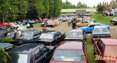 Retromantic4 : 400 Mobil Retro Lebih Sambangi Kota Bandung