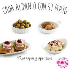 Con Gastro Fresh...cada alimento con su plato!!