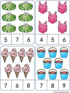 Número y cantidad 3