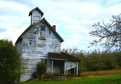 Old Barn House