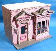 Room Box Number 39 - Edna's Tea Shoppe Shop