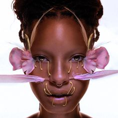 """voulair: """"Willow Smith photographed by Furmina Ahmed with makeup by Cupid Vault """" Willow Smith, Love Is, War Paint, Cupid, Black Girl Magic, Aesthetic Pictures, Pretty People, Art Reference, Portrait Photography"""