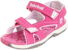 Timberland Mad River Sandal (Toddler/Little Kid/Big Kid) Timberland. $10.17. Three hook and loop closure for optimal fit. Ethylene vinyl acetate footbed for comfort. Lightweight water friendly synthetic upper. Rubber sole. Anti-microbial footbed for odor control. synthetic. Crash blaster technology for enhanced cushioning