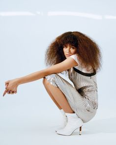 November 7: Zendaya photographed for Fashion Magazine