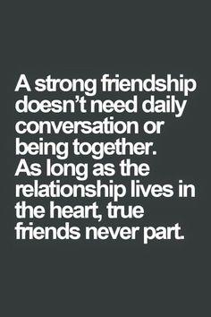 Now that's true friendship!