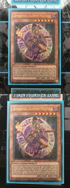 Yu-Gi-Oh Individual Cards 31395: 1X Apprentice Illusion Magician Jump-En080 Mint Condition -> BUY IT NOW ONLY: $50 on eBay!