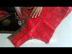 simple and Easy kurti neck design Neck Designs For Suits, Kurta Neck Design, Kids Frocks Design, Hand Embroidery Videos, Small Sewing Projects, Blouse Neck, Frock Design, Pants For Women, Ballet Skirt