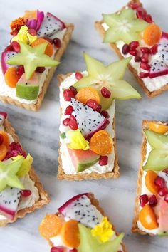 DIY EATS | Exotic Fruit Tartlet | I Spy DIY | Bloglovin'