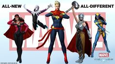 Vindictus mmorpgs pinterest an all new all different marvel heroes 2016mh2015 marvel heroes 2015 news negle Gallery