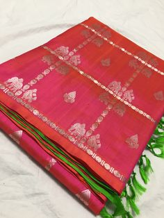 Pink Saree Silk, Peach Saree, Wedding Silk Saree, Indian Silk Sarees, Organza Saree, Soft Silk Sarees, Cotton Saree, Half Saree Designs, Silk Saree Blouse Designs