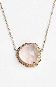 gemstone necklace...