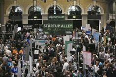 International startups: Sign up for a country pavilion at Disrupt SF #Startups #Tech