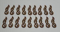 čokoládové filigrány