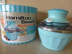 Soft Serve Ice Cream Maker Hamilton Beach Half Pint .5 put 0 wattage #AskLOXandB #NeoReady #HamiltonBeach