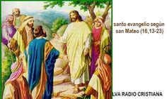 «¿Quién dice la gente que es el Hijo del hombre?» Ellos contestaron: «Unos que Juan Bautista, otros que Elías, otros que Jeremias o uno de los…