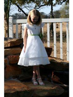 RoseBud 5118 Flower Girl Dress