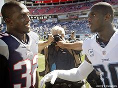NFL Twins Devin And Jason McCourty Team Up For Sickle Cell Awareness
