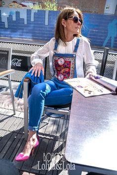 Peto Vaquero boho chic designer by yolanda f aguilera to Lolita&Lola   #Straw basket bag #Beach bag #Ibizabag #Hippiestyle #un #bohochic #bohostyle  #Bohéme # #Style #Hippie #Gypsy #Ethnic #Gypsystyle #Fashion #Ibizastyle #Étnico #Fashiondesigner #lolitaylola #yolandafaguilera #loliteando. #strawhandbag #camisola #camisole #denim #cazadora #cazadoravaquera #capazo #boholifestyle #strawhandbag www.tendenciaslolitaylola.blogspot.com Síguenos en el Facebook de Lolitaylola Boho Chic. También en…