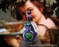 Karma Potion dollhouse miniature in 1/12 scale by DarkSquirrel, $12.00