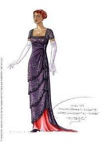 Image result for Titanic Rose Dress