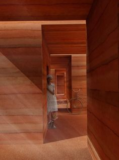Rammed earth which is an ancient building technique is making a resurgence. This is a mini-city in Luanda, Angola, Africa. Sustainable Architecture, Residential Architecture, Sustainable Design, Interior Architecture, Natural Architecture, Contemporary Architecture, Rammed Earth Homes, Rammed Earth Wall, Natural Building