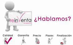 www.reinventatuespacio.com Madrid, Renovation, Space, Engagement, Home