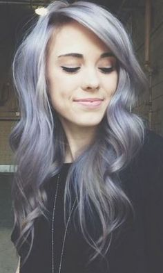 """ Silver + Violet Metallic - Brand NEW! Demi + Permanent Hair Color "" Kenra Metallics - - - - - Killerstrands Hair Clinic - 4"