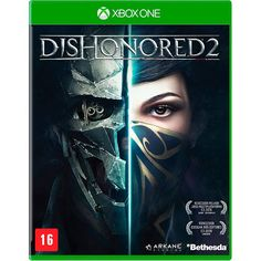 Jogo Dishonored 2 - Xbox One << R$ 4999 em 2 vezes >>