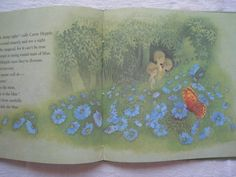 Carrie Hepple's Garden - a book I initially rejected because I didn't like the images but as time went on, I read it over and over again and came to love the illustrations and the pictures the words painted.