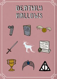 'Deathly Hallows' by Kayla