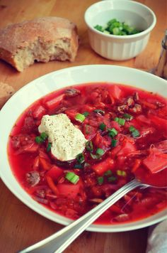 A few months ago, I posted our family recipe for the vegetarian borscht. We've been making the vegetarian version of this beet soup for years now. In fact, I can't even remember the last time we cooked borscht with meat. Traditionally, Russian borscht is prepared with beef. Since I've been getting many requests to share... Read More