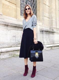 Giorgia Tordini by Facehunter, Paris Fashion Week Sept. 2013