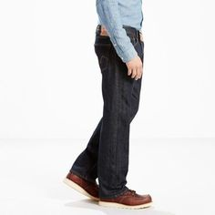 Levi's 559 Relaxed Straight Jeans (Big & Tall) - Men's 40x38
