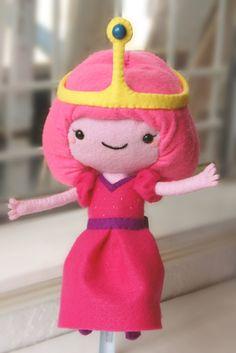 Princess Bubblegum by Lorena Rodriguez on Behance