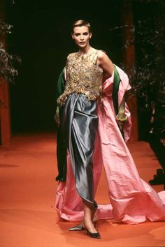 Christian Lacroix | Dress | Spring/Summer 1996 | French | Haute Couture