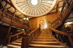 """Photos from the Henry Ford Museum's """"Titanic: The Artifacts Exhibition"""" in today's Detroit News"""