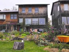 Seed Communities: Ecovillage Experiments Around the World.  Ithaca, NY ecovillage spoken of at 3:15.