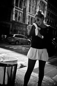 11 consigli per fare grandi ritratti di strada avvicinandosi senza essere visti.