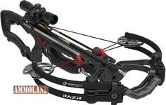 Barnett razr cross bow
