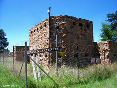 Anglo Boer War Blockhouses | Blogging while allatsea Colonial, African History, South Africa, Blogging, War, English People