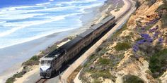 You Can See This Gorgeous Stretch of Pacific Coast by Train for Under $100   - CountryLiving.com