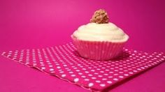 Cupcakes Topping White Chocolate Creamcheese Cupcakes mit Muffins als Basis Teil 2, via YouTube.