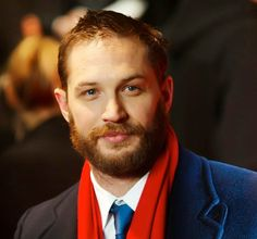 tom hardy just got 300 times more swoon worthy with that beard!