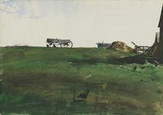 New Grass, 1956