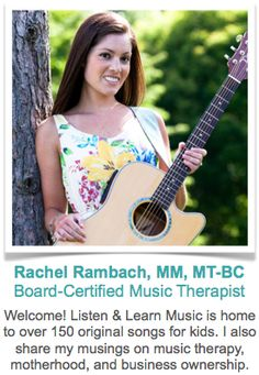Listen & Learn Music - Music Therapy | Educational Children's Songs | Songwriting & Recording | Private Practice